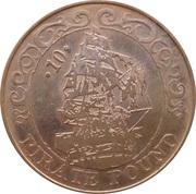 10 Pirate Pound Simba (Bateau) – avers
