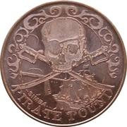 10 Pirate Pound Simba (Bateau) – revers