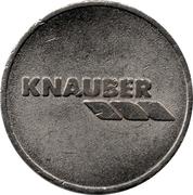 Jeton - Knauber -  revers
