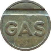 Jeton - Gas (München) – avers