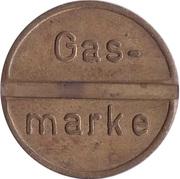 Token - Gas-Marke Sonnland Frbg. – revers