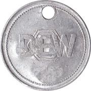 Werkzeugmarke - DEW – revers