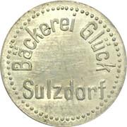 Bakery Glück Sulzdorf - 1 kg Bread – avers