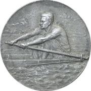 Medal - 31st rowing boat regatta in Essen – avers