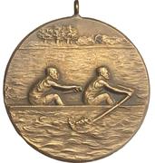 Award medal - Koblenz rowing regatta – avers