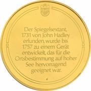 Médaille - Sextant -  avers