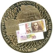 Token - Goodbye German Currency (50 Deutsche Mark) – avers