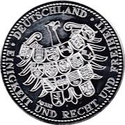 Medal - Die Deutschen Bundesländer (Bremen) – revers