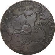 Médaille - Protectorat de Bohême-Moravie – revers
