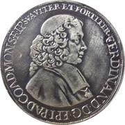Taler - Ferdinand II von Fürstenberg (Volksbank, Paderborn) – avers