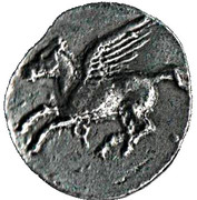 Replica - Greek Cultural Journey (Stater, Korinth 380 BC) – avers