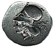 Replica - Greek Cultural Journey (Stater, Korinth 380 BC) – revers