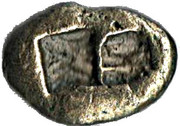 Replica - Greek Cultural Journey (Goldstater Lydien 561-546 BC) – revers