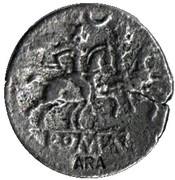 Replica - Roman Cultural Journey (Urb Roman Province 269-217 BC) – revers