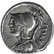 Replica - Roman Cultural Journey (Gens Serv. Rullus 217-30 BC) – avers