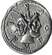 Replica - Roman Cultural Journey (Gens M. Furius 217-30 BC) – avers