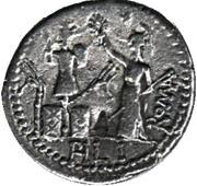 Replica - Roman Cultural Journey (Gens M. Furius 217-30 BC) – revers