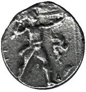 Replica - Greek Cultural Journey (Aspendos Starter 400 BC) – revers