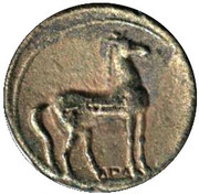 Replica - Greek Cultural Journey (Karthago North Africa 340 BC) – revers