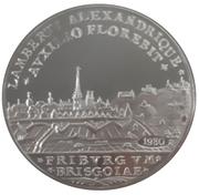 Replica - Patronatstaler (City of Freiburg) – avers