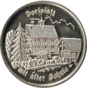 Mittershausen-Scheuerberg (650 Jahre) – revers