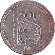 Token - Kaiserslautern Zoo – revers