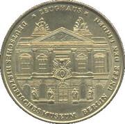 Monnaie de Paris Tourist Token - Globe Taler (Berlin - Zeughaus) – avers