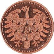 Jeton - Kaiser Wilhelm I – revers