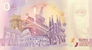 0 euro (München - Rathaus) – revers