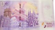 0 euro (Kölner Dom) – revers