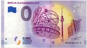 0 euro - Berlin (Alexanderplatz) – avers