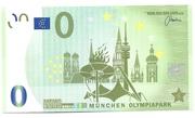 0 Memo euro - München (Olympiapark) – avers