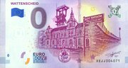 0 euro (Wattenscheid) – avers