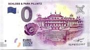 0 euro (Schloss & Park Pillnitz) – avers