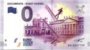0 euro - Documenta - Stadt Kassel – avers