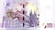 0 euro - Hansestadt Hamburg (Landungsbrücken) – revers