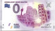 0 euro - Düsseldorf (Gehry-Bauten) – avers