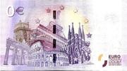 0 euro - 130 Jahre Schlossbauverein (GEGR.1887) – revers