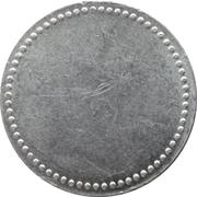 20 pfennig - Abteilung Betriebsküchen BSW (München) – revers