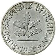 1 Pfennig (Pattern) – avers