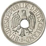 2 Deutsche Mark (Pattern) – avers