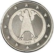 2 Euro (Pattern) – avers