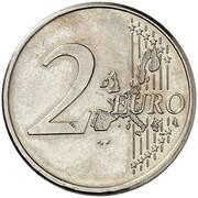 2 Euro (Pattern) – revers