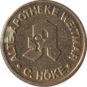 Bonus Taler - Alte Apotheke (G. Hoke) – avers