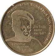 Arnika - Paracelsus Apotheke (Dresden) – revers
