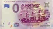 0 euro AvD-Oldtimer-Grand-Prix Nurburgring – avers