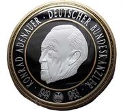 Medal - Conrad Adenauer – avers