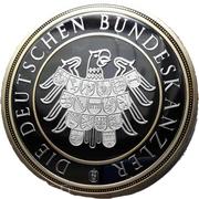 Medal - Conrad Adenauer – revers