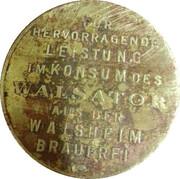 Walsator (Walsheim) – revers