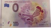 0 euro (UEFA 2020) – avers